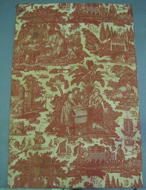 Brooklyn Museum: Toile Textile