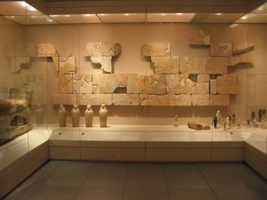 Nes-Peka-Shuti Relief: Block, ca. 664-610 B.C.E. Limestone, 9 3/4 x 29 1/2 in. (24.8 x 74.9 cm). Brooklyn Museum, Charles Edwin Wilbour Fund, 52.131.5. Creative Commons-BY