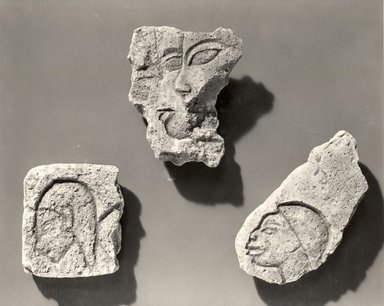 Brooklyn Museum: Fragment of Relief