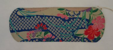 Pocket, 20th century., 4 3/4 x 13 3/16 in. (12 x 33.5 cm). Brooklyn Museum, Gift of Mrs. Hamilton King, 56.58.10. Creative Commons-BY