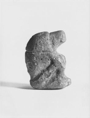 Brooklyn Museum: Statuette of Seated Cynocephalus Ape (Baboon)
