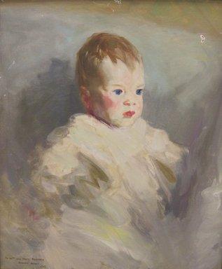 Robert Henri (American, 1865-1929). Pat Roberts (II), 1915. Oil on canvas, 24 x 20 in. (61 x 50.8 cm). Brooklyn Museum, Bequest of Mary Fanton Roberts, 57.25
