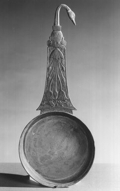 Ladle. Bronze Brooklyn Museum, Charles Edwin Wilbour Fund, 58.127. Creative Commons-BY