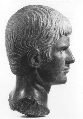 Brooklyn Museum: Portrait Head of Young Man