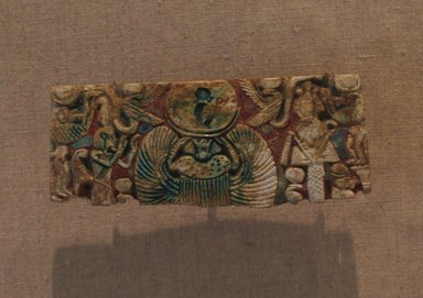 Brooklyn Museum: Fragment of Pectoral