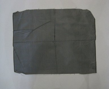 Textile Swatch, 1950s to 1960s. Silk, 18 x 14 in. (45.7 x 35.6 cm). Brooklyn Museum, Gift of Mrs. Robert G. Olmsted and Constable MacCracken, 69.149.80.34