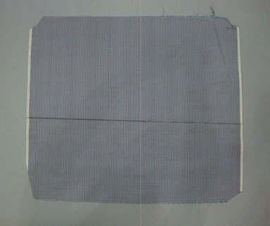 Textile Swatch, 1950s to 1960s. Silk, 21 1/2 x 18 3/4 in. (54.6 x 47.6 cm). Brooklyn Museum, Gift of Mrs. Robert G. Olmsted and Constable MacCracken, 69.149.81.3