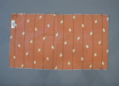 Textile Swatch, 1950s to 1960s. Silk, 21 3/4 x 12 in. (55.2 x 30.5 cm). Brooklyn Museum, Gift of Mrs. Robert G. Olmsted and Constable MacCracken, 69.149.81.41