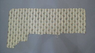 Textile Swatch, 1950s to 1960s. Silk, 26 3/4 x 14 3/4 in. (67.9 x 37.5 cm). Brooklyn Museum, Gift of Mrs. Robert G. Olmsted and Constable MacCracken, 69.149.81.43