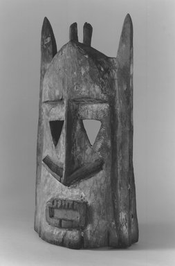 Brooklyn Museum: Sagana Mask for Dama Ceremony