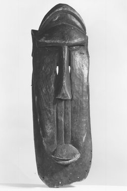 Bullom. Gongoli Mask, late 19th or early 20th century. Wood, paint, applied materials, 34 3/4 x 11 x 15 in. (88.3 x 27.9 x 38.1 cm). Brooklyn Museum, Gift of Mr. and Mrs. Joseph Gerofsky, 71.175.1. Creative Commons-BY