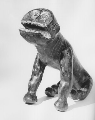 Brooklyn Museum: Animal Puppet