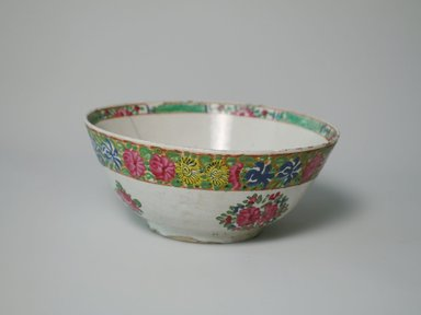 Bowl, 19th century. Ceramic, 3 5/8 x 8 1/16 in. (9.2 x 20.5 cm). Brooklyn Museum, Gift of Mr. and Mrs. Charles K. Wilkinson, 74.102.3. Creative Commons-BY