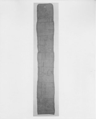 Brooklyn Museum: Woman's Skirt (nshak or ncak)