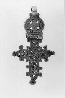 Brooklyn Museum: Neck Cross