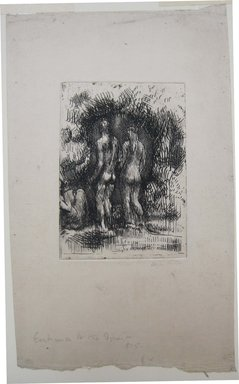 Brooklyn Museum: Entrance to the Forest