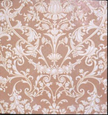Jeffrey & Co.. Wallpaper, ca. 1900. Paper, 22 1/2 x 24 1/4 in. (57.2 x 61.6 cm). Brooklyn Museum, Gift of Arlene M. and Thomas C. Ellis, 82.239.23