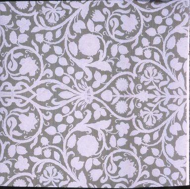 Jeffrey & Co.. Wallpaper, ca. 1900. Paper, 18 3/8 x 19 3/4 in. (46.7 x 50.2 cm). Brooklyn Museum, Gift of Arlene M. and Thomas C. Ellis, 82.239.26