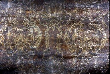 Wallpaper, ca. 1880. Paper, 22 1/2 x 36 3/4 in. (57.2 x 93.4 cm). Brooklyn Museum, Gift of Arlene M. and Thomas C. Ellis, 82.239.58