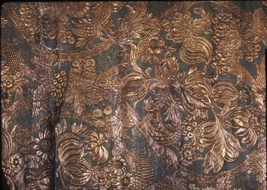 Wallpaper, ca. 1880. Paper, 35 x 45 in. (88.9 x 114.3 cm). Brooklyn Museum, Gift of Arlene M. and Thomas C. Ellis, 82.239.61