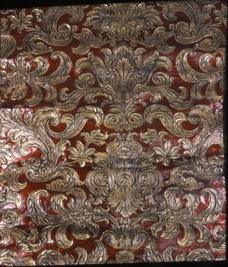 Wallpaper, ca. 1880. Paper, 32 1/2 x 34 in. (82.5 x 86.3 cm). Brooklyn Museum, Gift of Arlene M. and Thomas C. Ellis, 82.239.66