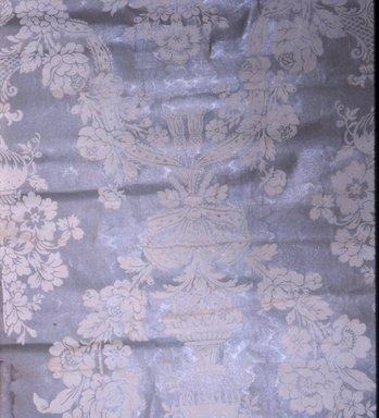 J. Z. Zuber & Cie.. Wallpaper, ca. 1890. Paper, 22 1/4 x 26 3/4 in. (56.5 x 67.9 cm). Brooklyn Museum, Gift of Arlene M. and Thomas C. Ellis, 82.239.74