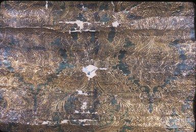 Wallpaper, ca. 1880. Paper, 27 x 45 1/2 in. (68.6 x 114.3 cm). Brooklyn Museum, Gift of Arlene M. and Thomas C. Ellis, 82.239.77