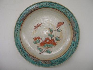 Kutani Dish, 19th century. Porcelain Brooklyn Museum, Gift of Mr. and Mrs. David Goldschild, 84.249.3. Creative Commons-BY