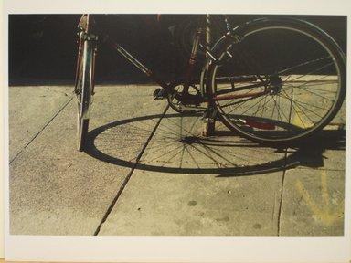 Richard Rivera (American, born 1948). Oval Concrete. Cibachrome print Brooklyn Museum, Gift of Sol and Sheila Zaretsky, 85.135.4. © Richard Rivera