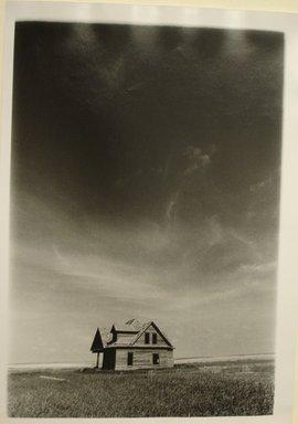 Arthur Leipzig (American, 1918-2014). Kansas Prarie. Gelatin silver photograph Brooklyn Museum, Gift of the artist, 86.152.9. © Arthur Leipzig