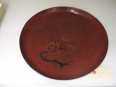 Brooklyn Museum: Folk - Lacquer Tray