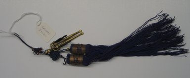 Tassel (Norigae) with Scarecrow Decorations