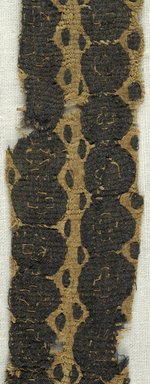 Fragment of a Clavus Decoration from a Tunic