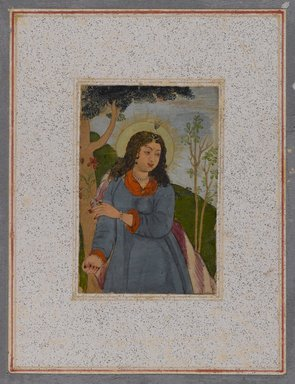 Brooklyn Museum: Angel