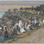 The Sick Awaiting the Passage of Jesus (Les malades attendant le passage de Jésus)