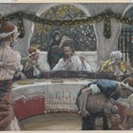 The Meal in the House of the Pharisee (Le repas chez le pharisien)
