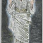 Jesus Walks on the Sea (Jésus marche sur la mer)