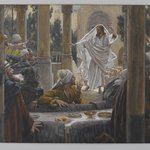 Curses Against the Pharisees (Imprécations contre les pharisiens)
