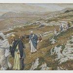 Jesus Traveling (Jésus en voyage)