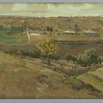 Jerusalem from the Mount of Olives (Jérusalem. Prise du mont des Oliviers)