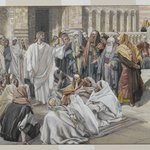 The Pharisees Question Jesus (Les pharisiens questionnent Jésus)