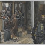 Judas Goes to Find the Jews (Judas va trouver les Juifs)