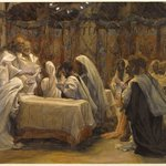 The Communion of the Apostles (La communion des ap&ocirc;tres)