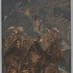 The Procession of Judas (Le cort&egrave;ge de Judas)