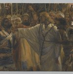 The Healing of Malchus (La guérison de Malchus)