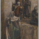 The First Denial of Saint Peter (Premier reniement de Saint Pierre )