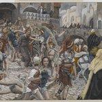 Jesus Led from Caiaphas to Pilate (Jésus conduit de Caïphe à Pilate)