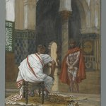 Jesus Before Pilate, Second Interview (Jésus devant Pilate. Deuxième entretien)