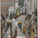 The Presentation of Jesus in the Temple (La pr&eacute;sentation de J&eacute;sus au Temple)