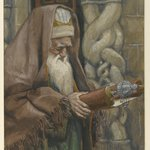 The Aged Simeon (Le vieux Sim&eacute;on)